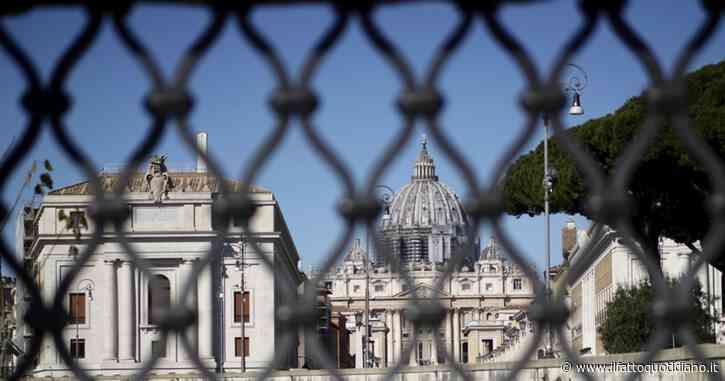 """Ddl Zan, si muove la diplomazia del Vaticano: """"Viola l'accordo di revisione del Concordato e attenta alla libertà di pensiero dei cattolici"""""""