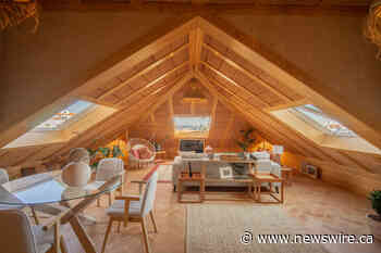 Qualive Uses Sustainable Hemp Blocks In Historic Restoration Project