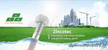 World-class, Rust-proof Coating Agent Maker, Zincotec Co., Ltd.'s New Entry into the North American Market Confirmed