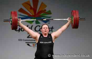 Laurel Hubbard: New Zealand PM backs transgender weightlifter's selection for Olympics