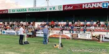 Mitgliederversammlung im Stadion: SV Hansa Friesoythe mit neuem Vorstand - Nordwest-Zeitung