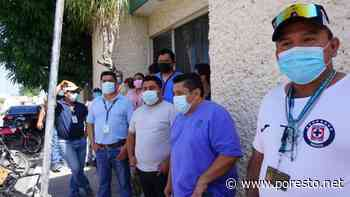 Trabajadores del IMSS denuncian rebrote de contagios de COVID-19 en Campeche - PorEsto