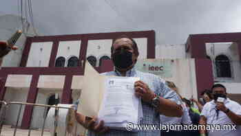 Exige PRI Campeche nulidad de la elección a la gubernatura - La Jornada Maya