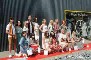 Eerste catwalk voor modellen Models Inc na coronalockdown - Het Belang van Limburg
