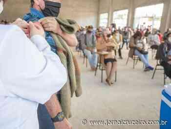 Piedade anuncia vacinação contra Covid-19 para pessoas de 50 anos ou mais nesta segunda (21) - Jornal Cruzeiro do Sul