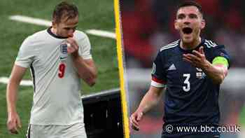 Who could England face in Euro 2020 last 16? What do Scotland need to qualify?