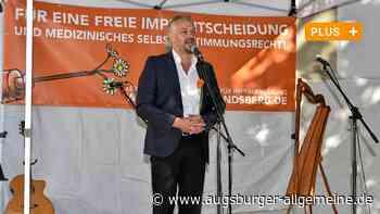 Rolf Kron aus Kaufering darf wieder als Arzt arbeiten
