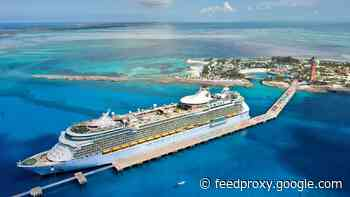 Freedom of the Seas conducts a test cruise