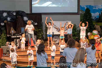 Pelham Lakeview UMC brings children back for a successful Vacation Bible School - Shelby County Reporter - Shelby County Reporter