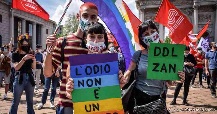 """Vaticano contro il ddl Zan – """"Aperti a dialogo"""": l'assist di Letta a chi vuole riscrivere la legge. I promotori: """"Timori Santa Sede infondanti"""""""