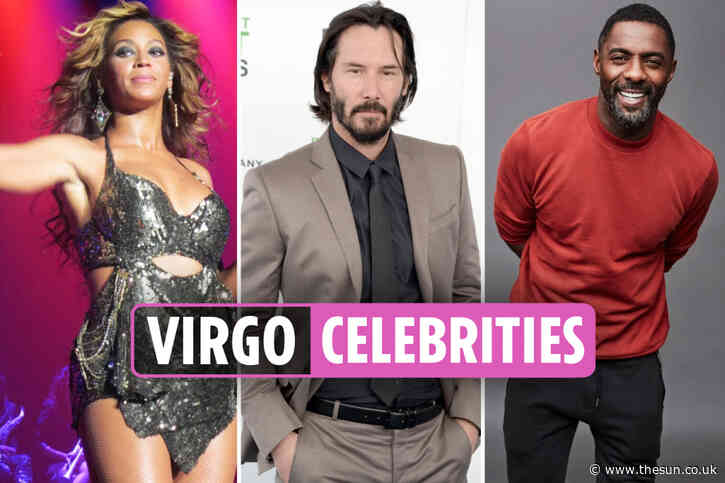 24 Virgo celebrities: Which famous faces have the Virgo star sign?
