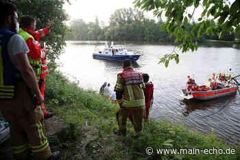 Aschaffenburg: Schwimmer aus dem Main gerettet und wiederbelebt - Main-Echo