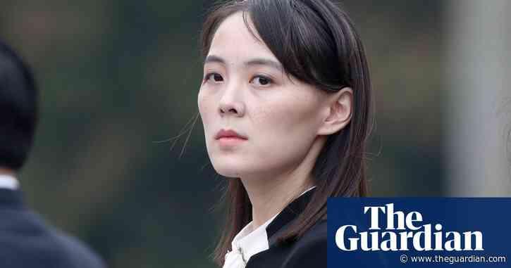 Kim Jong-un's sister dismisses hopes of US-North Korea nuclear talks