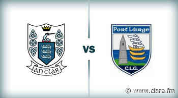 Guilfoyle - Clare Will Be Wary Of Pacy Waterford Forwards - Clare FM