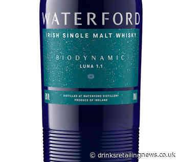Waterford Distillery prepares to bottle whisky made from biodynamic barley - http://drinksretailingnews.co.uk
