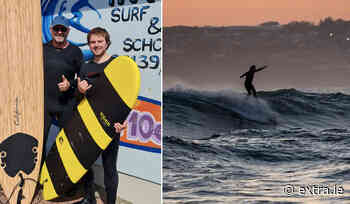Waterford man praises ocean's 'healing power' as he fundraises to help all children surf - Extra.ie
