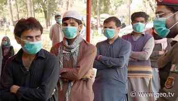 Karachi records coronavirus positivity ratio at 8.51% - Geo News