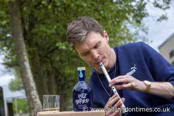 Piper serenades whisky to enhance its flavour - Hillingdon Times