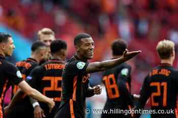 Georginio Wijnaldum: Holland have other threats besides me and Memphis Depay - Hillingdon Times