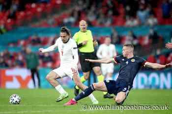 Jack Grealish enjoying being backed by England's fans - Hillingdon Times