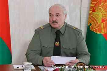 New sanctions on Lukashenko's regime in Belarus after Ryanair incident - Hillingdon Times