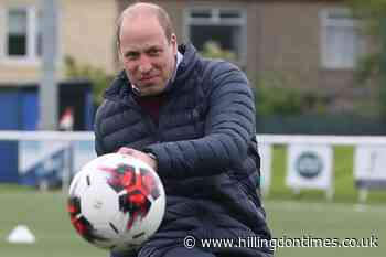 William to watch England's final group match at Wembley - Hillingdon Times