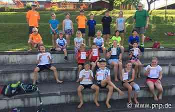 Das Sportabzeichen im Visier - Pfarrkirchen - Passauer Neue Presse