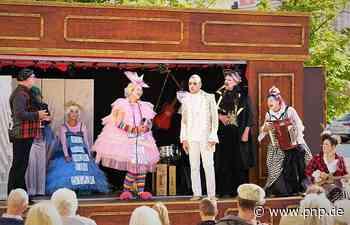 Theater in der Allee – nicht am Marienplatz - Passauer Neue Presse