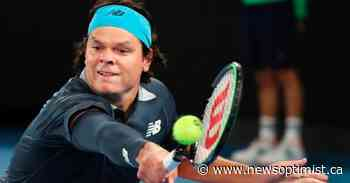 Milos Raonic pulls out of Wimbledon with calf injury - The Battlefords News-Optimist