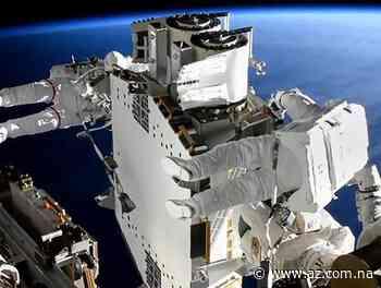 Astronauten bringen erstes neues Sonnensegel an ISS zum Einsatz - Natur & Umwelt - Allgemeine Zeitung