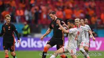 Weghorst droht bei Oranje die Bank