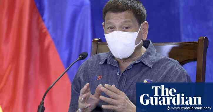 'Get vaccinated or I will have you jailed': Duterte–video