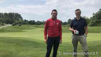 Ronchin: avec Quostom, la startup Qondor innove au golf Lille métropole - La Voix du Nord
