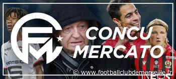 Mercato concurrents OM: Lille tient le remplaçant de Soumaré, un Barcelonais vers la L1 et une star prête à sn - Football Club de Marseille
