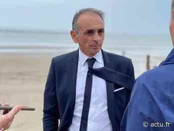 Éric Zemmour en visite à Lille et dans le Nord : un déplacement aux airs de pré-campagne - actu.fr