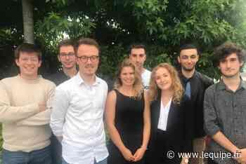 Les étudiants de l'ESJ Lille lauréats du prix Explore - L'Équipe.fr