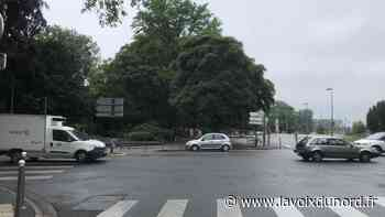 Lille: le conducteur d'un Tmax interpellé après un rodéo dans le centre-ville - La Voix du Nord
