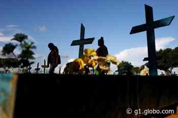 Covid-19: Cemae de Uberaba realiza 4ª despedida virtual para família e amigos que perderam alguém para a doença - G1