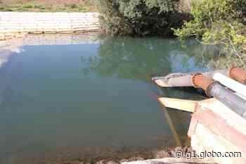 Codau dá início à transposição do Rio Claro para abastecer Uberaba: 'Está nítido que será um ano difícil' - G1