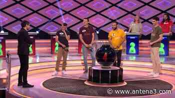 Los curiosos planes del equipo 'Perpetuo socorro' si gana el bote de '¡Boom!' - Antena 3