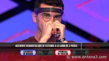 El equipo 'Perpetuo socorro', a dos segundos de la catástrofe en '¡Boom!' - Antena 3