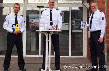 POL-NI: Landkreise Nienburg/Schaumburg - Präventionstelefon der Polizeiinspektion Nienburg/Schaumburg zu... - Presseportal.de