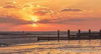 Camera club members' stunning sunset shots