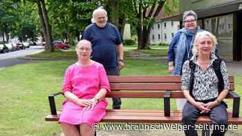 Quartiersmanagement sorgt für neue Bänke in Steterburg