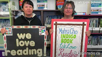 Fort Providence school gets $10,000 in literacy funding - Cabin Radio