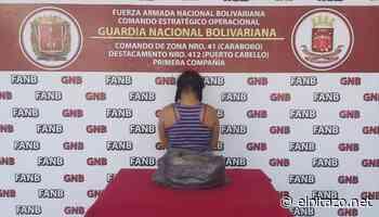 Carabobo | GN detuvo a una mujer que cultivaba marihuana en Puerto Cabello - El Pitazo