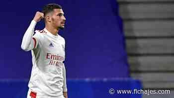 El Arsenal prepara 25 M€ por Houssem Aouar - Fichajes.com