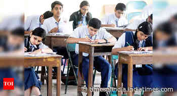 Coronavirus live updates: SC approves CBSE, ICSE's evaluation criteria for Class 12 students - Times of India