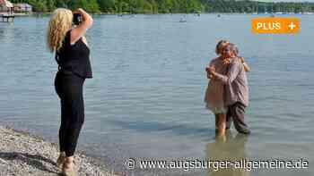 Corona-Kunst in Landsberg: Ralf Sartori und der Tango