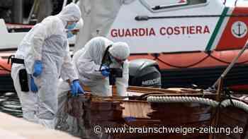 Bootskollision: Tatverdächtige Deutsche wieder in München